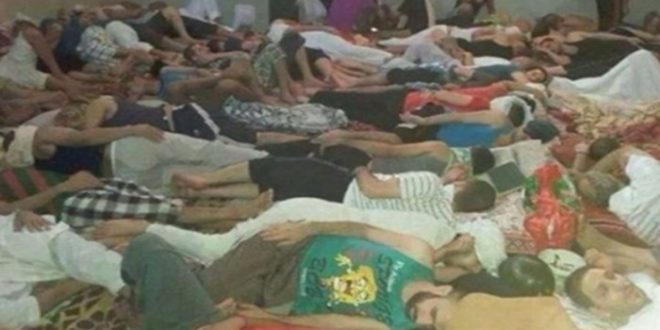 Due to the Corona virus, detainees in Egypt, in a leaked message, ask for help and warn of a humanitarian catastrophe.